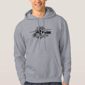 F-35 Lightning II Men's Basic Hooded Sweatshirt