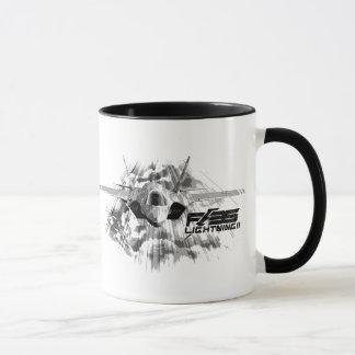 F-35 Lightning II Ringer Coffee Mug