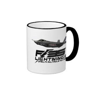 F-35 Lightning II Ringer Mug