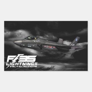 F-35 Lightning II Stickers