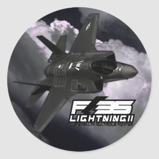 F-35 Lightning II Sticker