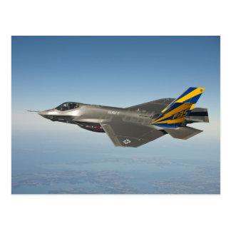 F-35 POSTCARD