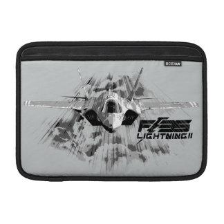 """F-35 relámpago II 11"""" manga de aire de Macbook Funda Para Macbook Air"""