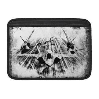 """F-35 relámpago II 11"""" manga de aire de Macbook Fundas Para Macbook Air"""