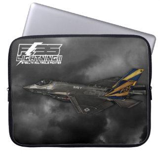 F-35 relámpago II Fundas Ordendadores