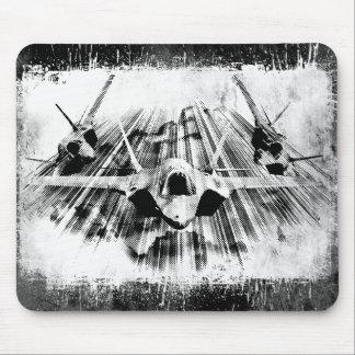 F-35 relámpago II Mousepad