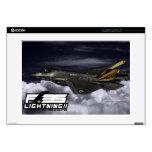 F-35 relámpago II Skins Para Portátil