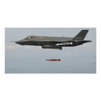 F-35B POSTER