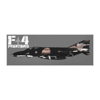 F-4 fantasma II Lona Estirada Galerías