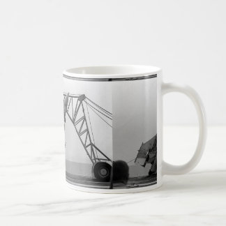 F-4 FIGHTER OFF THE CARRIER COFFEE MUG