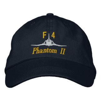 F-4 Golf Hat Embroidered Baseball Cap