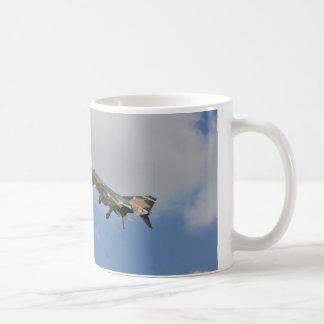 F-4 landing configuration coffee mug