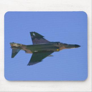 F-4 mousepad del paso del toldo del fantasma II
