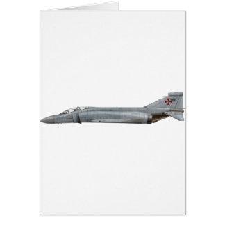 F-4 Phantom Greeting Card