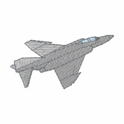 F-4 Phantom Embroidered Polo Shirt