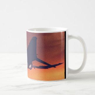 f-4 phantom fighter coffee mug
