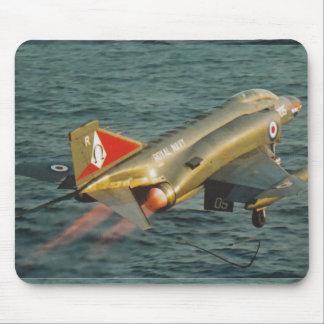 F-4 PHANTOM FIGHTER JET MOUSE PAD