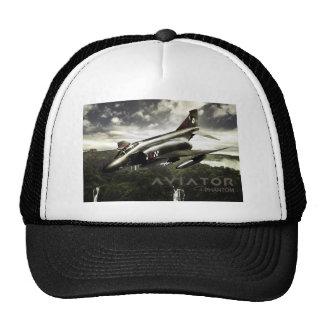 F-4 Phantom Fighter Jet Trucker Hat