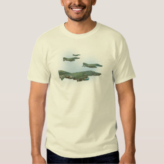 F-4 phantom flight shirt