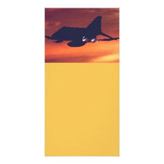 F-4 Phantom II Card