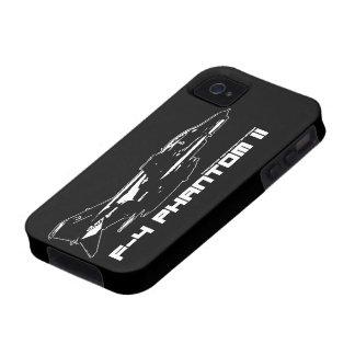 F-4 Phantom II Vibe iPhone 4 Covers