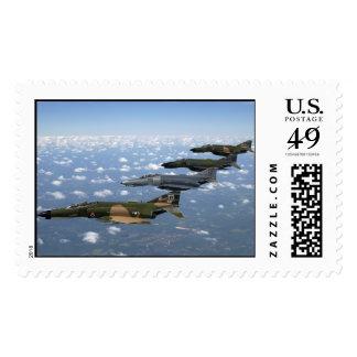 F-4 Phantom II Heritage Flight Postage