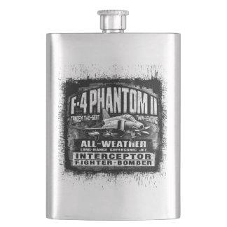 F-4 Phantom II Hip Flask Classic Flask