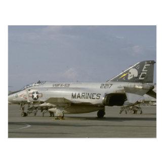 F-4 Phantom Ii Postcard