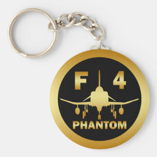 F-4 PHANTOM JET KEYCHAIN