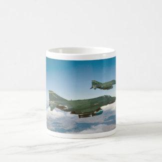 F-4 Phantom with bomb load mug