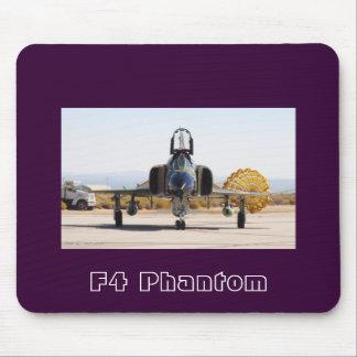 F-4 Phantom with Drag Chute, F4 Phantom Mouse Pad