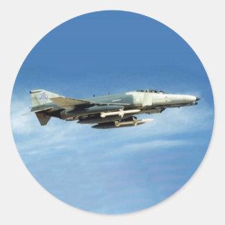 F-4 Wild Weasel sticker