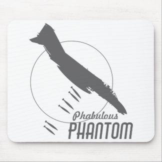 F-4B Phantom II Vietnam War mouse pad