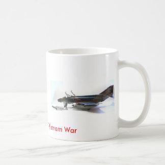 F-4C Phantom II Classic White Coffee Mug