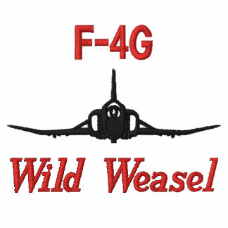 F-4G Tee with Callsign Embroidered