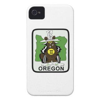 F-4ii Oregon Case-Mate iPhone 4 Funda