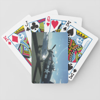 F-4U Corsair Playing Cards