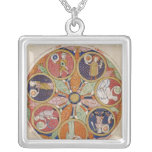 F.56r Table of Planets Personalized Necklace