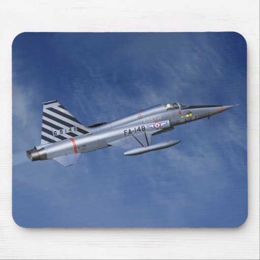 F-5 Freedom Fighter Mouse Pad