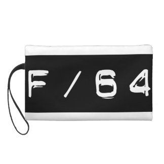 F/64 Wristlet Film Tote