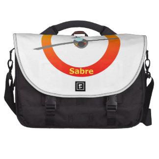 F 85 Sabre Laptop Messenger Bag