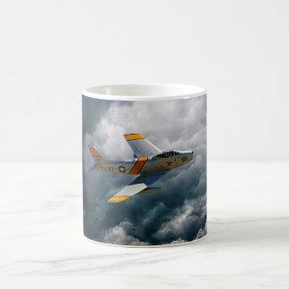 F-86 Sabre Coffee Mug