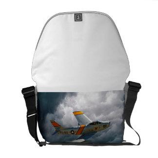 F-86 Sabre Courier Bag