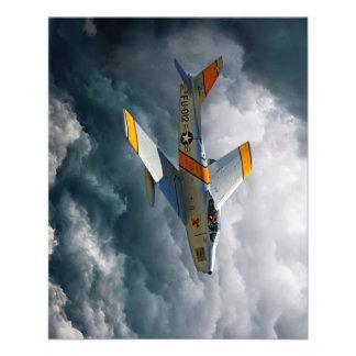 F-86 Sabre Flyer