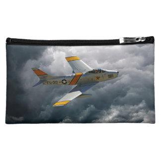 F-86 Sabre Makeup Bag