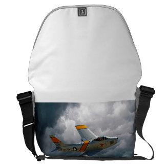 F-86 Sabre Messenger Bag