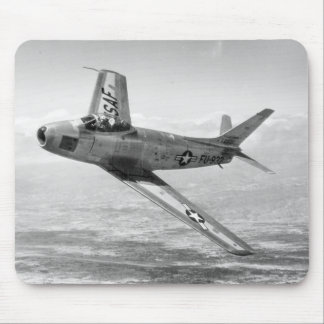 F-86 Sabre Mouse Pad
