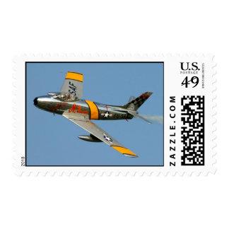 F-86 Sabre Postage