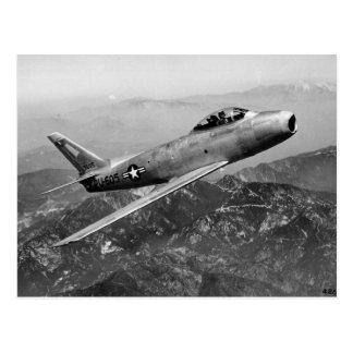 F-86 Sabre Postcard