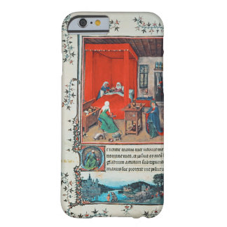 f.93v The Birth of John the Baptist and the Baptis Barely There iPhone 6 Case